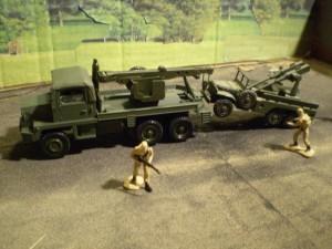 Voitures miniatures militaires Solido Verem