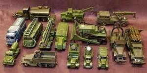 Dinkytoys militaire