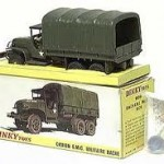 Dinkytoys militaire