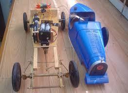 Les procédés de fabrication de la voiture miniature
