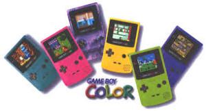 La Game Boy Color