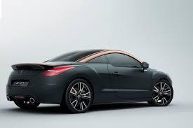 La Peugeot RCZ